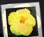 Happiness Flower, Giclee Postcard
