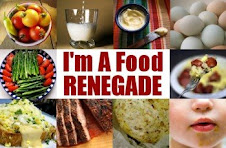 I'm a food renegade.