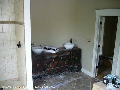 Site Blogspot  Vanity Bath on Turned Into Bathroom Vanities  I Know I Do  Take A Look At These