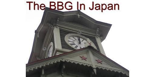 The BBG In Japan