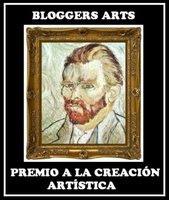 PREMIO A LA CREACION ARTISTICA - BLOGGERS ARTS