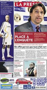 [Patrick+roy+on+the+cover+of+La+Presse]