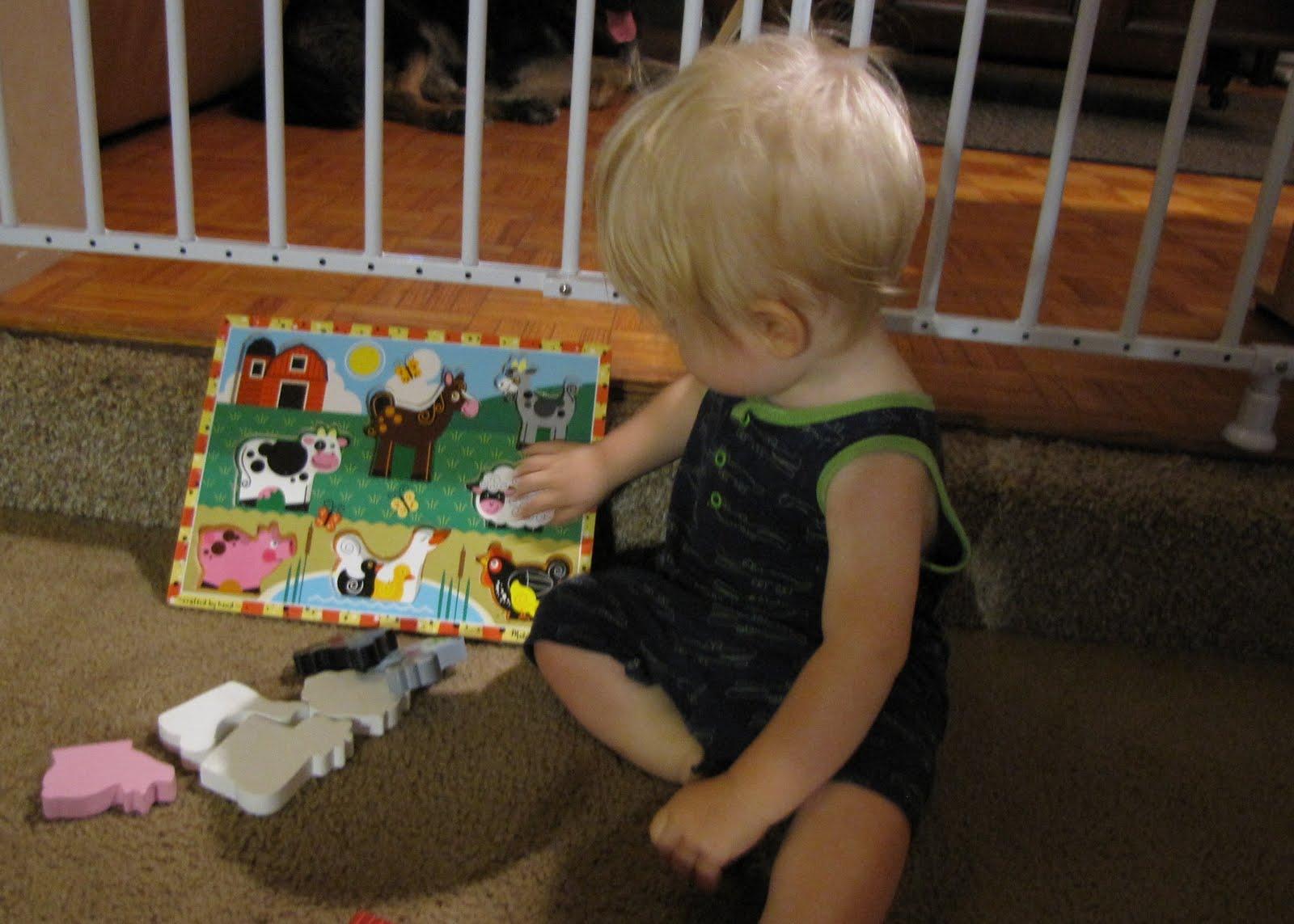 LeMastering Motherhood: September 2010