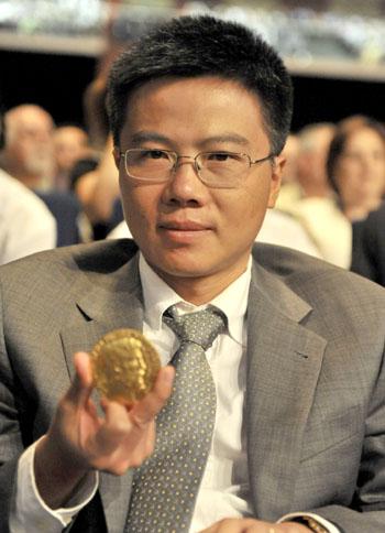 GS Ngô Bảo Châu: