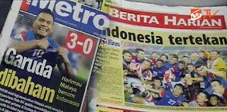 koran bola malaysia