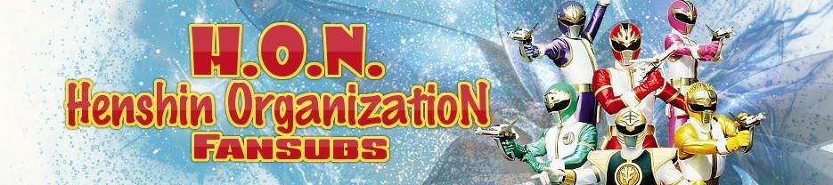 H.O.N. - Henshin OrganizatioN