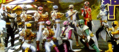 Tensou Sentai Goseiger vs Shinkenger: Epic on the Silver Screen