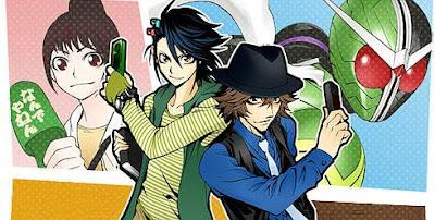Kamen Rider W fan-art