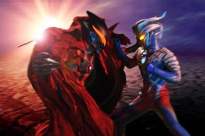 Ultraman Zero Movie New Images