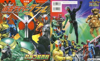 [SCANS] Kamen Rider W Photobook