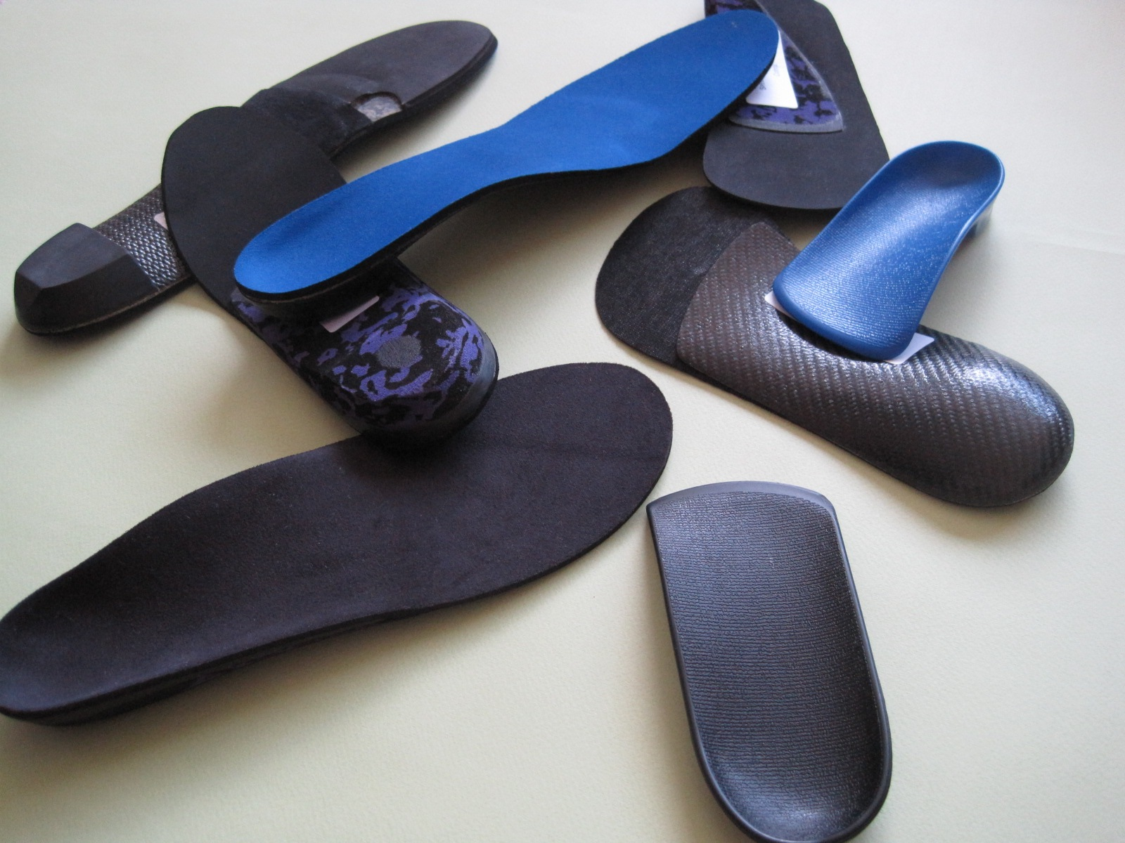 Houston custom orthotics help runners gain speed and efficiency