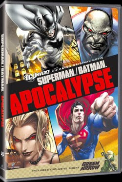 Filme Superman Batman Apocalipse DVDRip XviD Dual Audio e RMVB Dublado