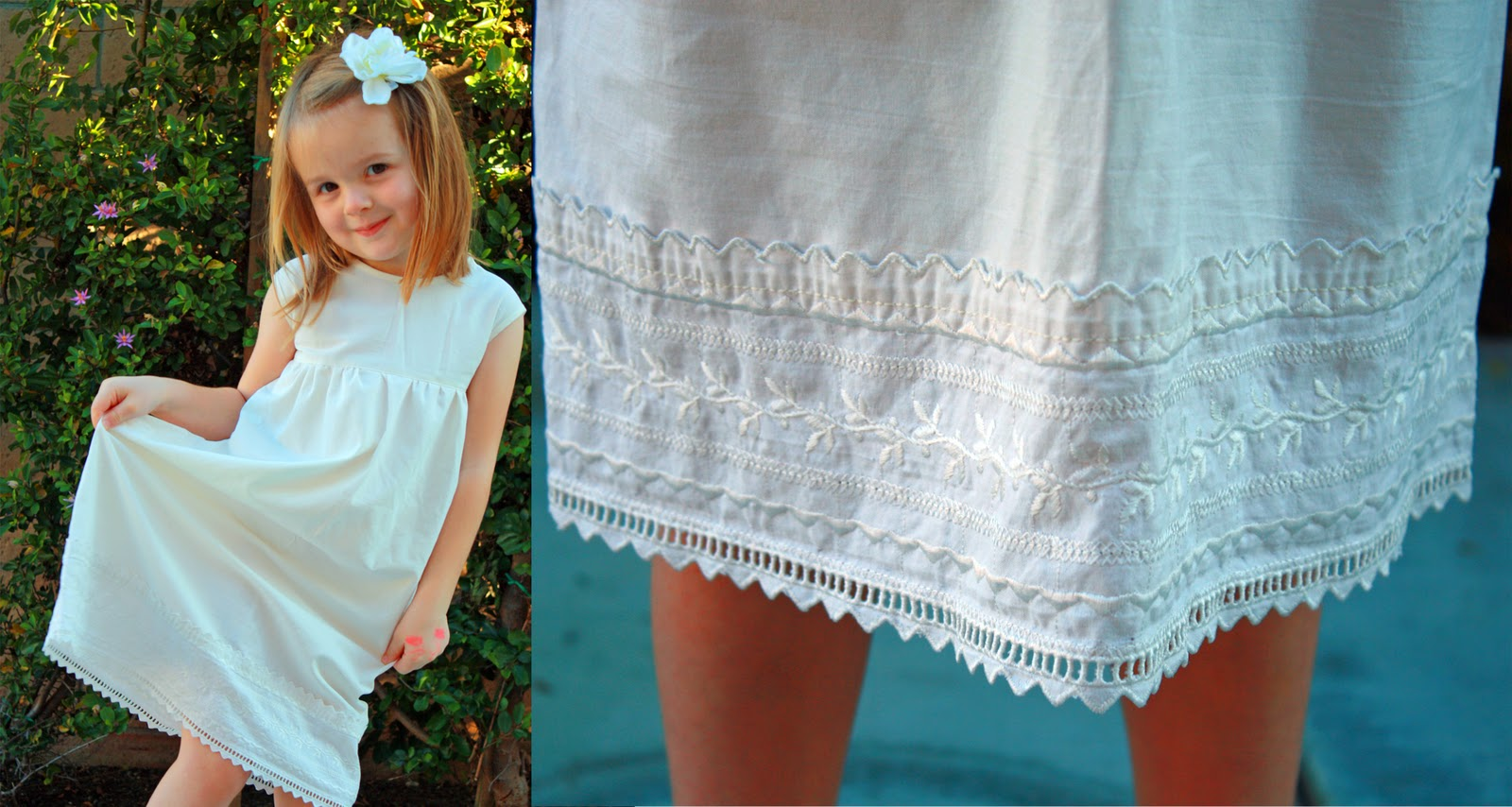 Diy Pillowcase Nightie: DIY Pillowcase Nightgowns   iCandy handmade,