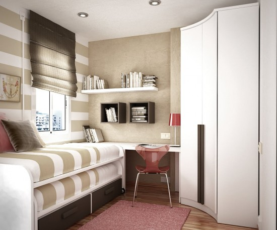 Small Space Interior Design Ideas 550 x 458