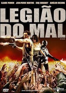 Filme Poster Legião Do Mal DVDRip RMVB Dublado