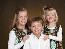 Paige, Paden, and Emily