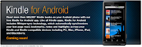 Behind the Headlines: Amazon Announces Kindle for Android App for Release Summer 2010
