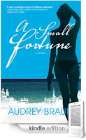 "A Brand New Free Kindle Nation Short: Audrey Braun's ""A Small Fortune"" – ""Erica Jong meets Harlan Coben on a sticky summer night."""