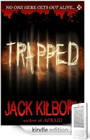 Kindle Readers Get Final Version as Well as Original Author's Cut of Today's New Konrath Release, TRAPPED