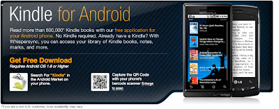 "A Billion ""Kindles"", with Kindle for Android Joining Kindle Apps for the PC, Mac, iPad, iPhone, iPod Touch, and BlackBerry"