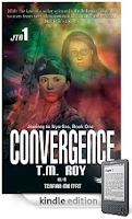 Can Rett learn to cope with being saddled with a dimwitted alien mindforce–and keep herself and her platoon alive at the same time? Find out in our Kindle Nation eBook of the Day, T.M. Roy's Convergence, right in your browser!