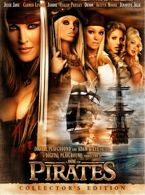 Pirates of The Caribean versi Porno (2005)