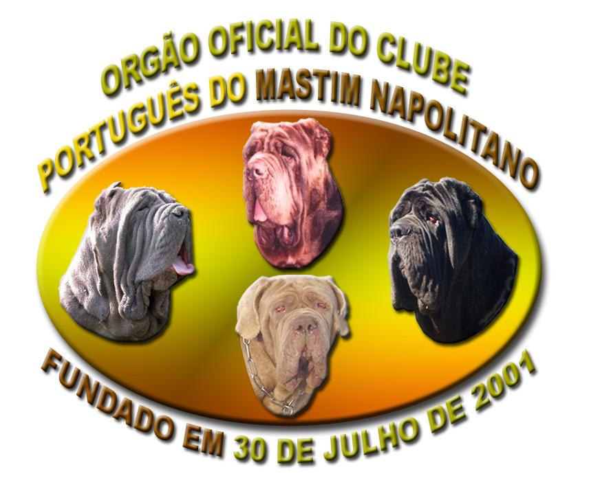 CLUBE PORTUGUÊS DO MASTIM NAPOLITANO  CLUPORMAN