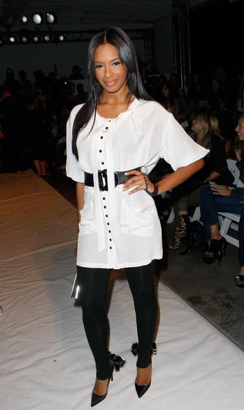 Fashion Diva Vanessa Simmons N Angela Fashion Look