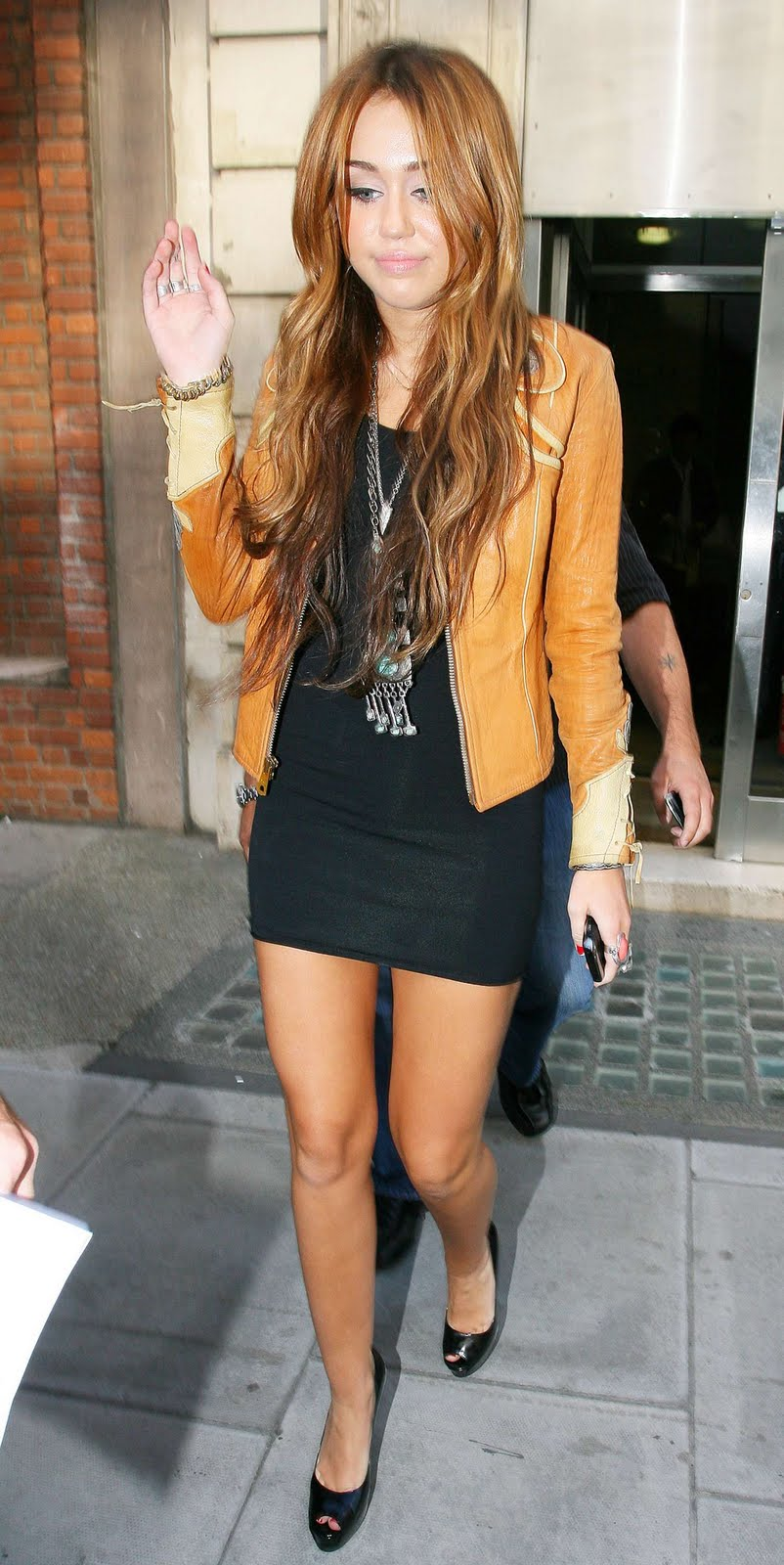Fashion Diva Miley Cyrus Fashion Look