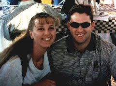 Me & my great friend, Tony Stewart