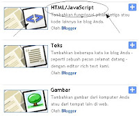 new html