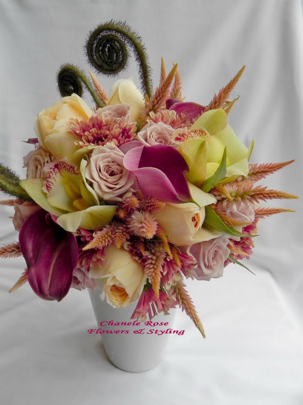 Chanele rose flowers blog sydney wedding stylist florist vintage themed bridal bouquet izmirmasajfo