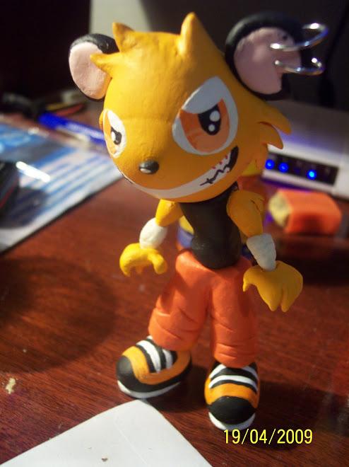 Hyena Toy