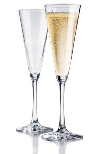 wedding champagne flutes libbey vina trumpet champagne. Black Bedroom Furniture Sets. Home Design Ideas