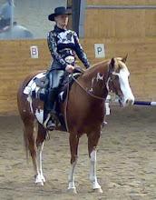 Min älskade häst & jag