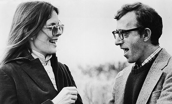 Bespectacled Birthdays: Diane Keaton (from Annie Hall), c.1977