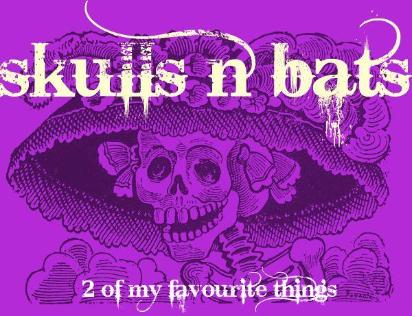skulls n bats