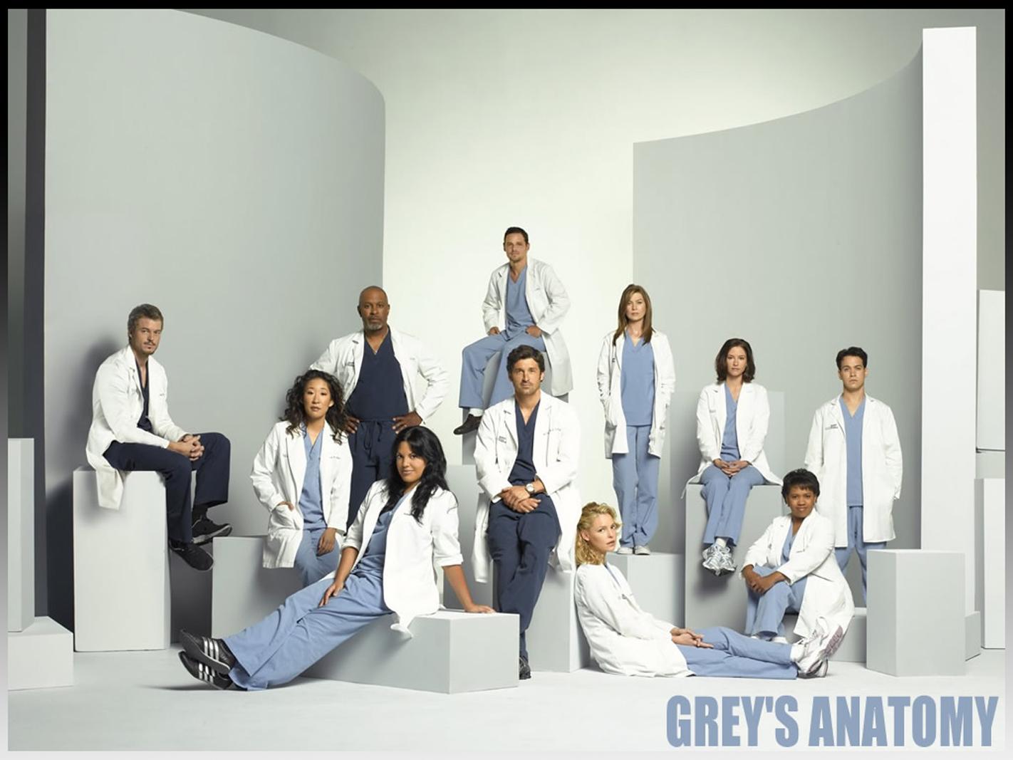 Grey\'s Anatomy Signature Scene