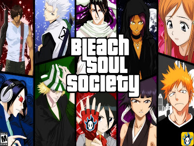 Bleach Soul Society