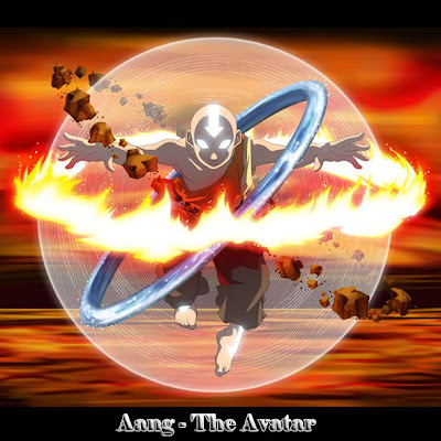 Aang as Avatar: The Last