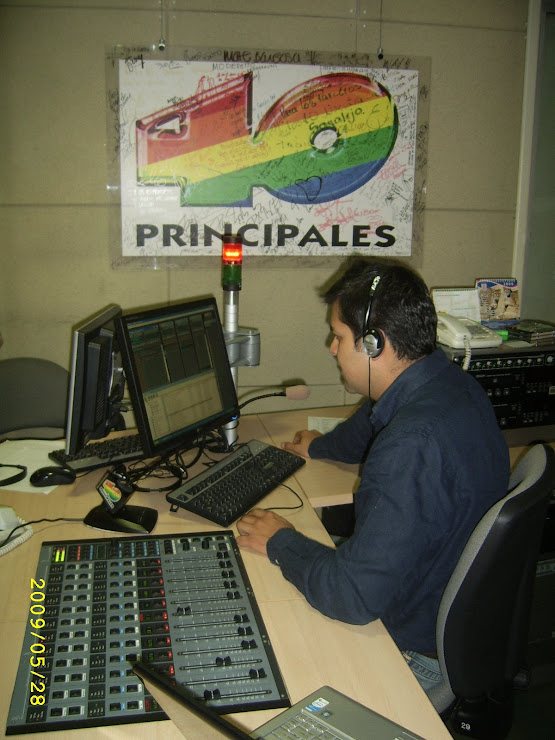 Exumm XIII en Caracol Radio