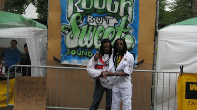 Jacob Manix Notting Hill Carnival 2008