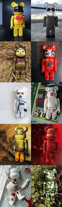 Bearbrick Love Gallery