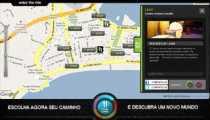 Google Maps Río de Janeiro y San Pablo en Google Maps