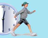 caminar hace bien a la salud - caminata