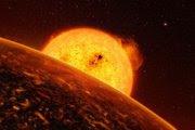 Corot-7b: nuevo planeta rocoso fuera de nuestro sistema solar decubren nuevo planeta similar a la tierra