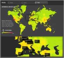 Tráfico de Internet en tiempo real Real-time Web Monitor