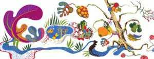 Josef Frank logo de Google