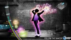 Juego de Michael Jackson: Michael Jackson The Experience