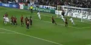 Real Madrid 2 Milan 0 Liga de Campeones 2010
